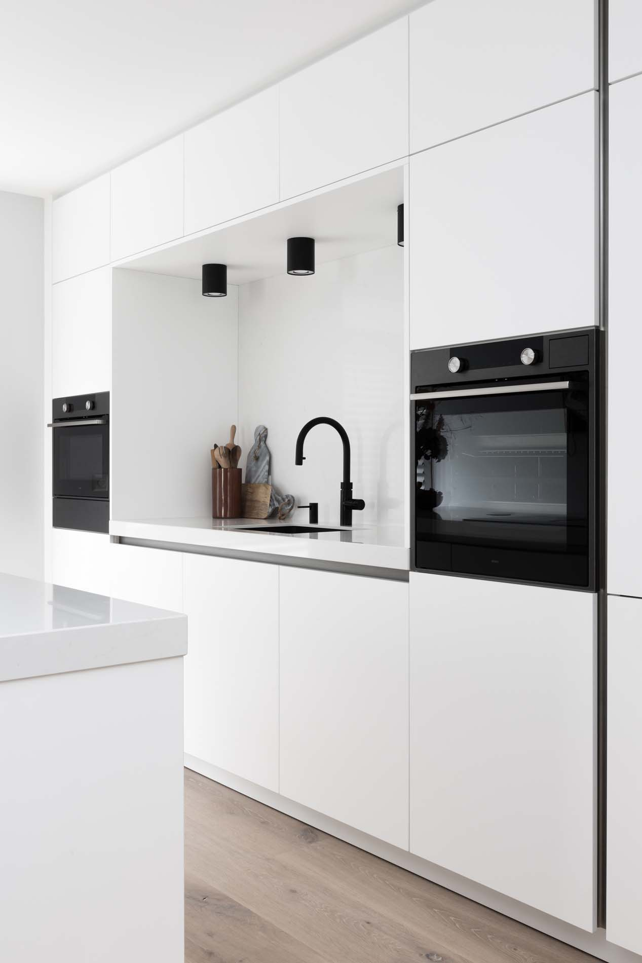 vtwonen keuken met ATAG apparatuur, Keukenapparatuur ASWA Keukens