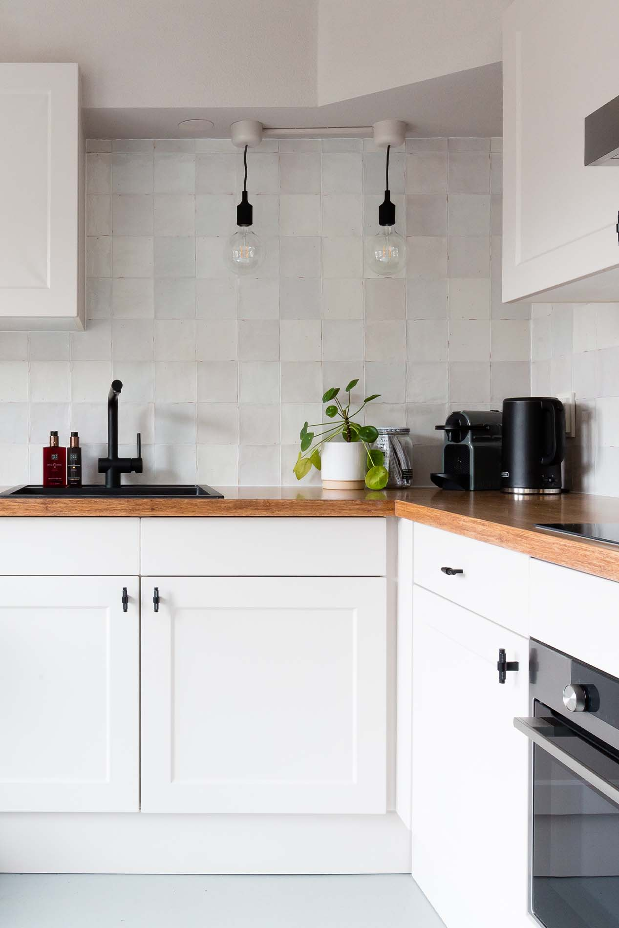 vtwonen keuken met ATAG apparatuur, ASWA Keukens