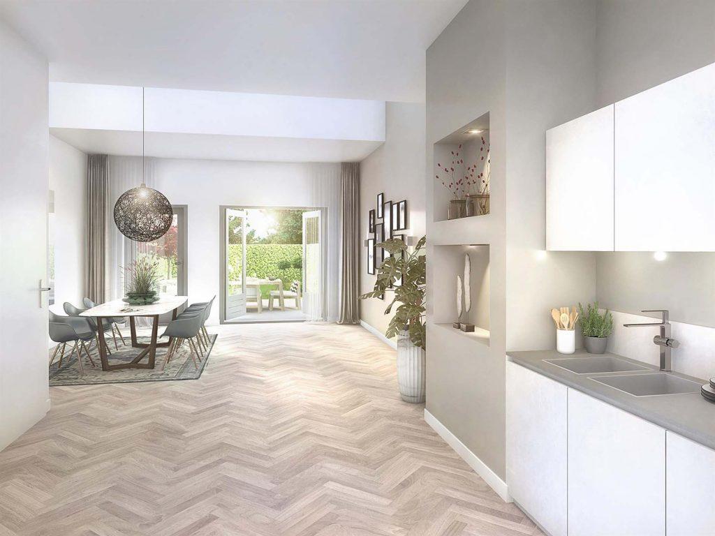 Project de Kruidenbuurt Eindhoven, ASWA Keukens