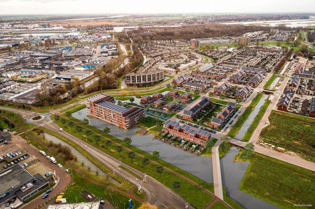 Project Waterrijk Het Zand Fase 6 in Ridderkerk, ASWA Keukens