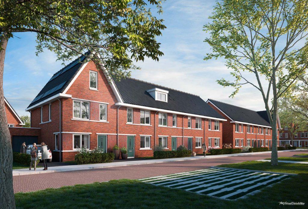 Project Waterrijk Het Zand in Ridderkerk, ASWA Keukens - eengezinswoning