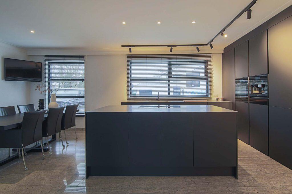 SilverLine Keuken Zwart Ultramat, Klantervaring ASWA Keukens