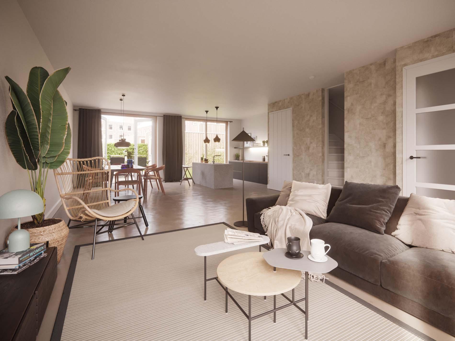 Project Florijn in Utrecht, ASWA Keukens