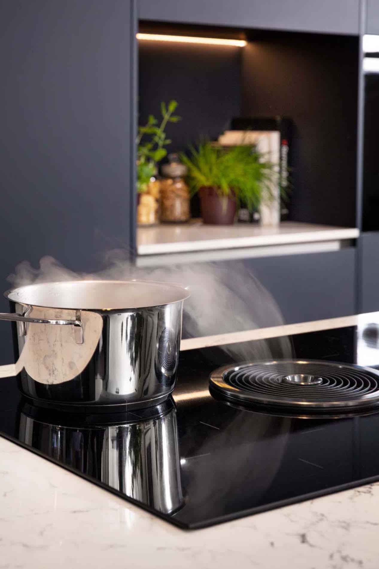 Klantervaring BORA Kookplaat Rik & Karlijn Eindhoven, ASWA Keukens