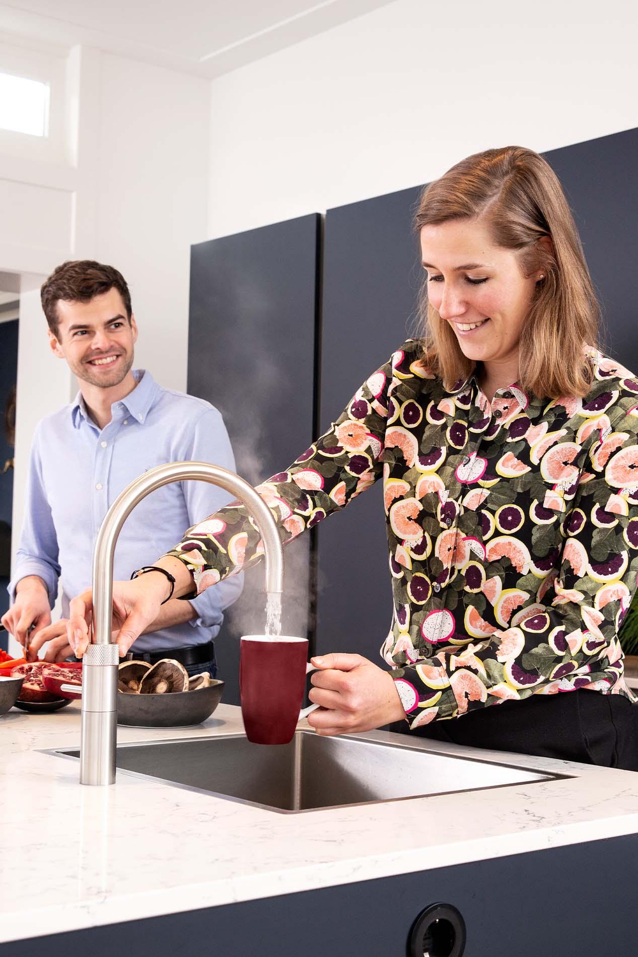 Klantervaring Quooker Kraan Rik & Karlijn Eindhoven, ASWA Keukens