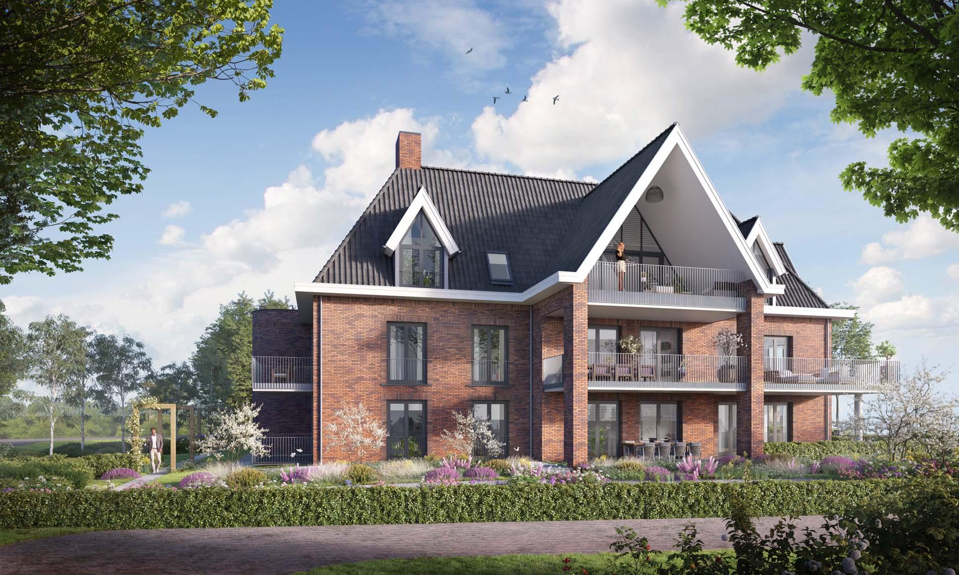 Project Villa Berlaer Stiphout, ASWA Keukens Helmond (2)