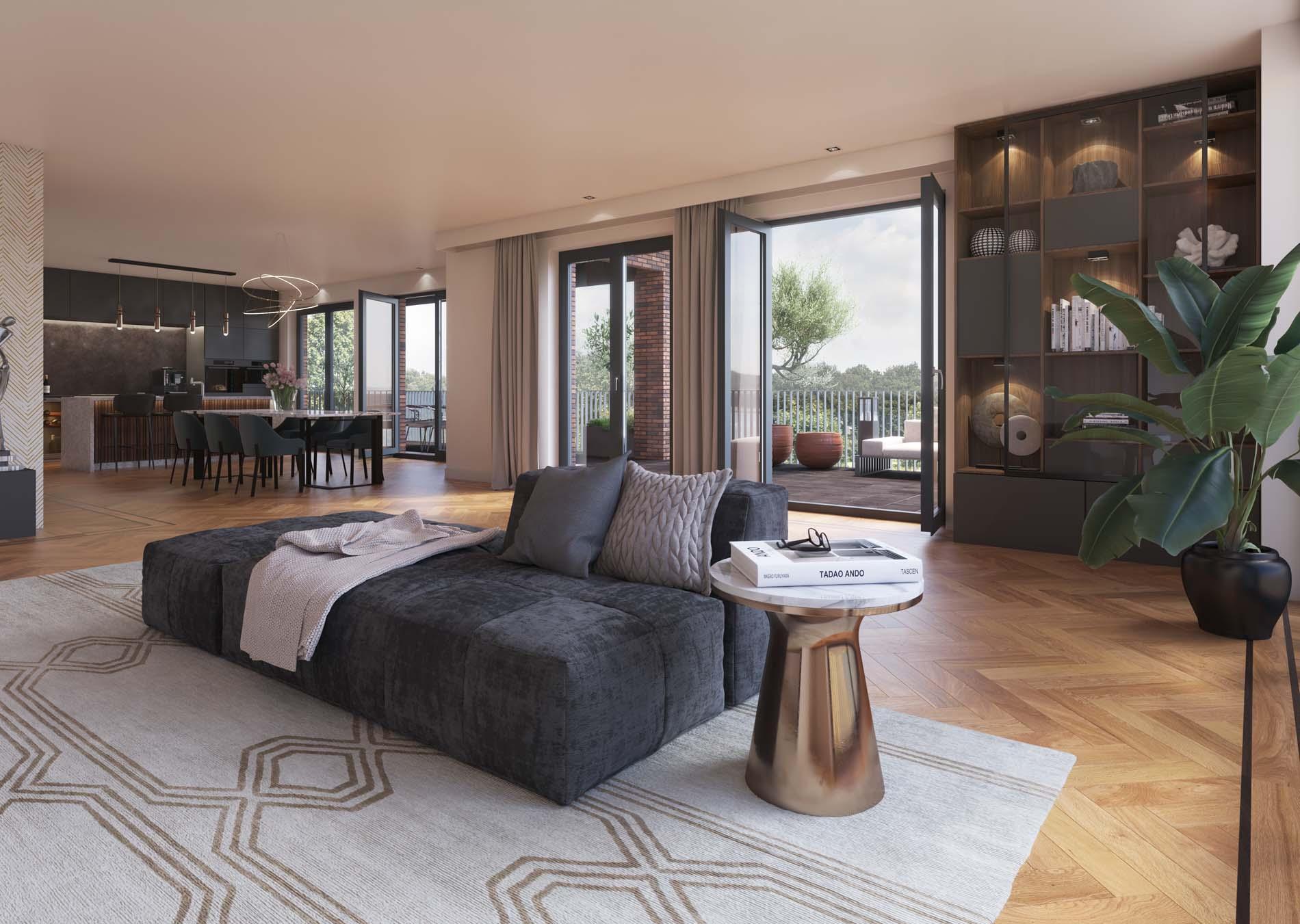 Project Villa Berlaer Stiphout, ASWA Keukens Helmond (10)