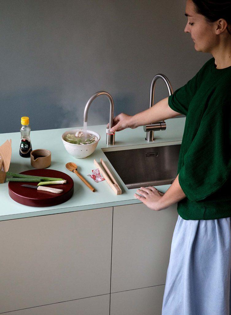 Quooker kraan Nordic, Keukenapparatuur ASWA Keukens