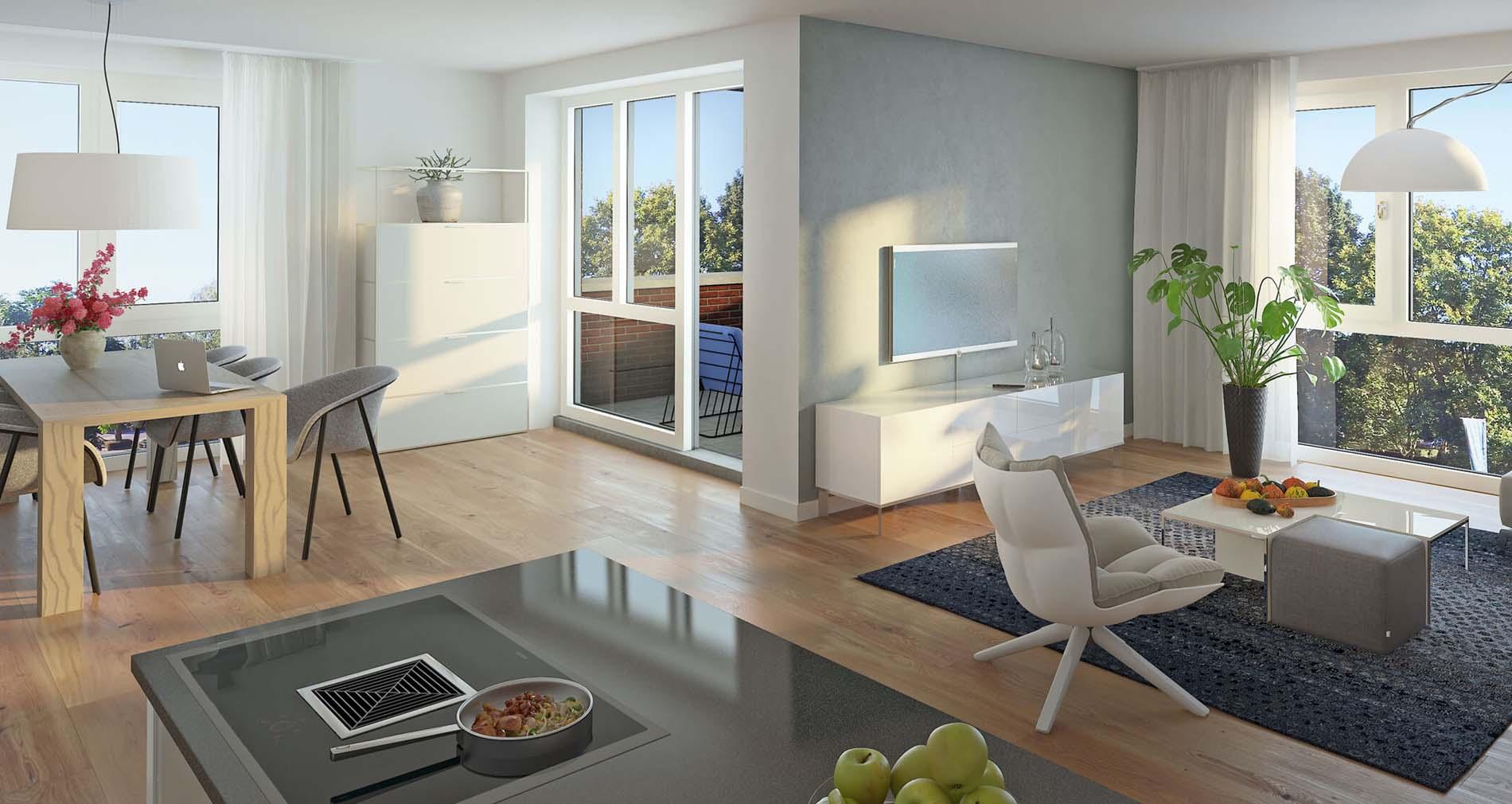 Project Appelvink in Panningen, ASWA Keukens