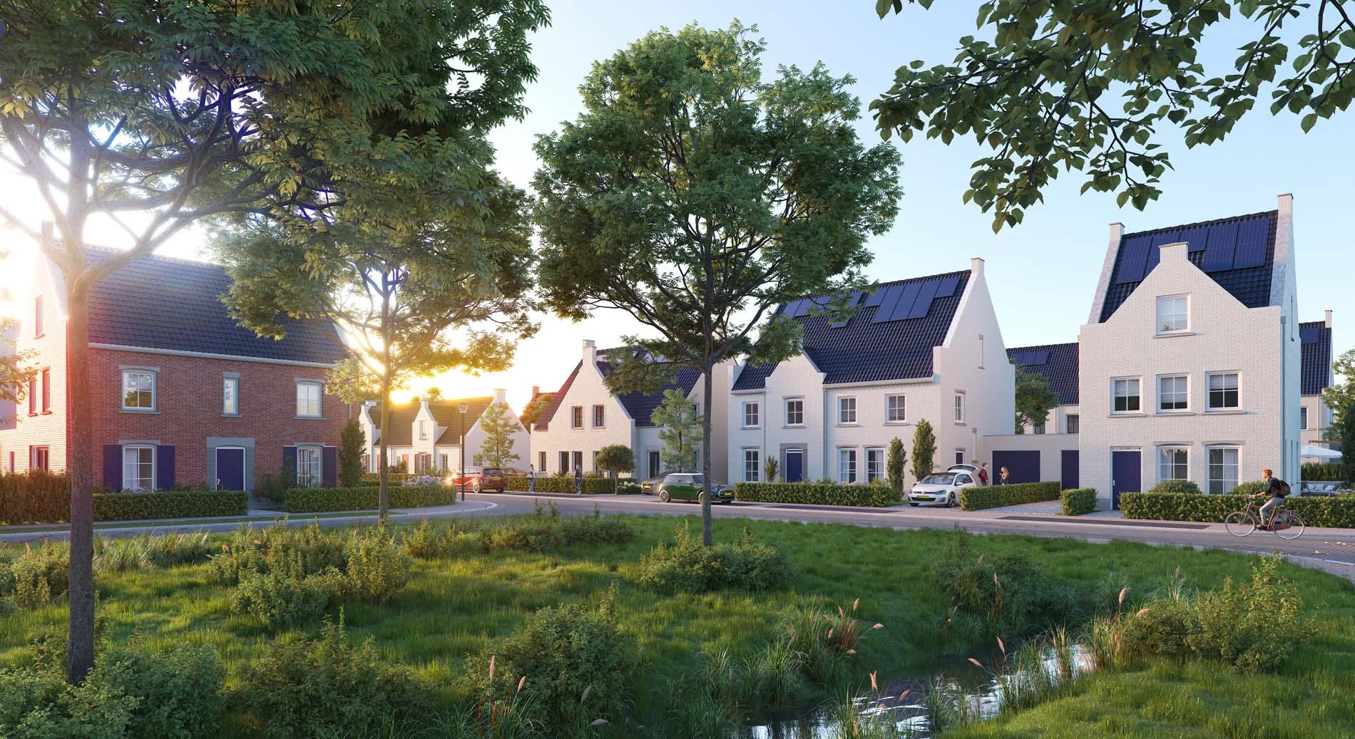 Project LIVING Liverdonk 7 & 8, ASWA Keukens Helmond