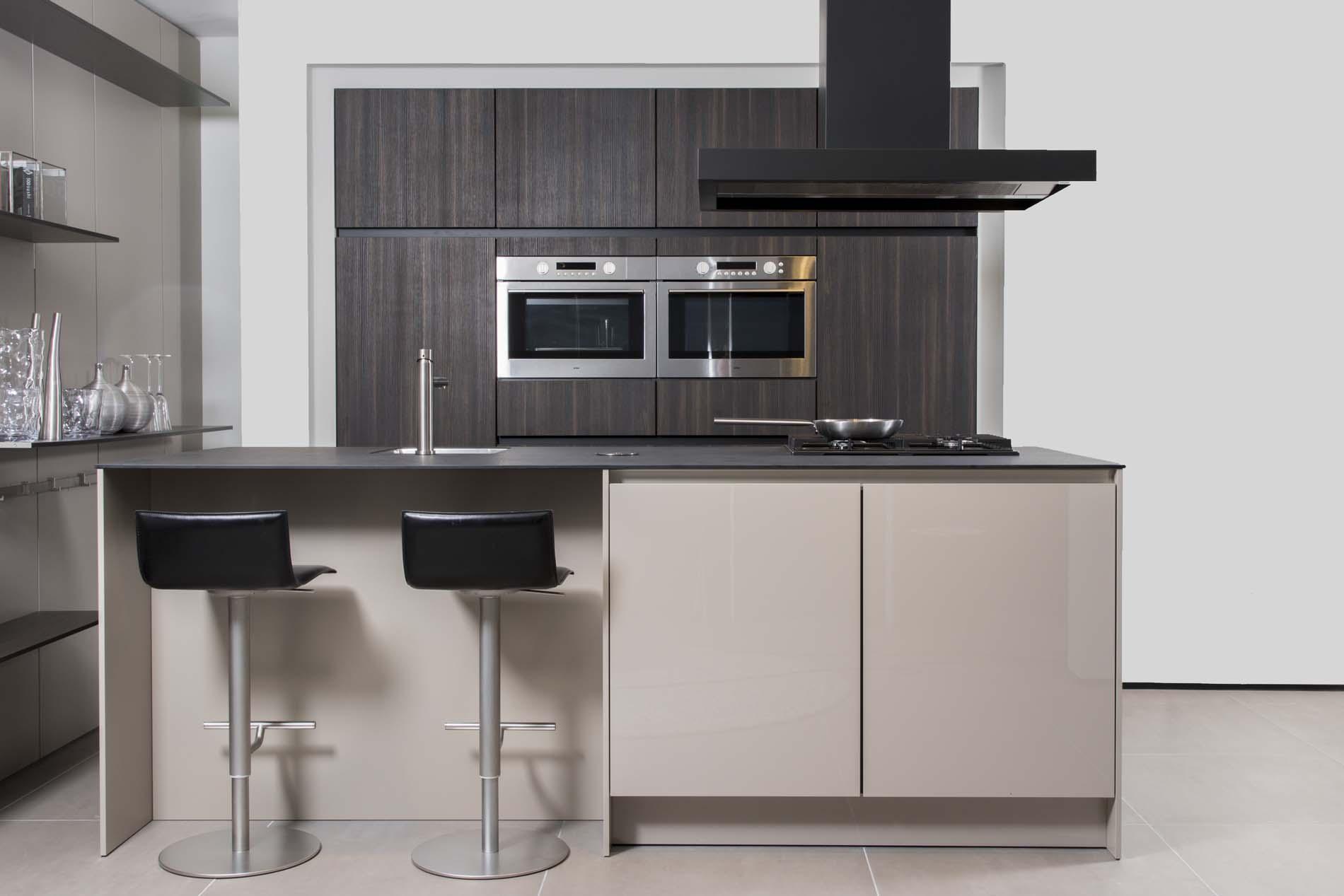 SieMtic keuken - Keuken met kookeiland, ASWA Keukens