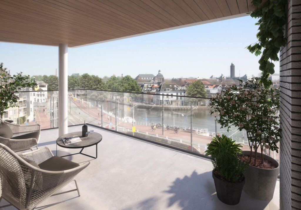 Project Gezicht op Delft exterieur-avond, ASWA Keukens