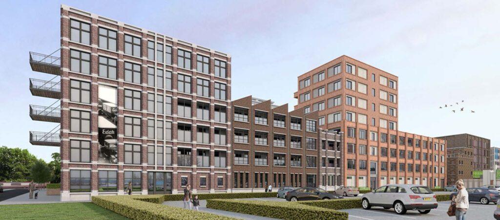 Oranjekade Helmond, nieuwbouw woningen, ASWA Keukens