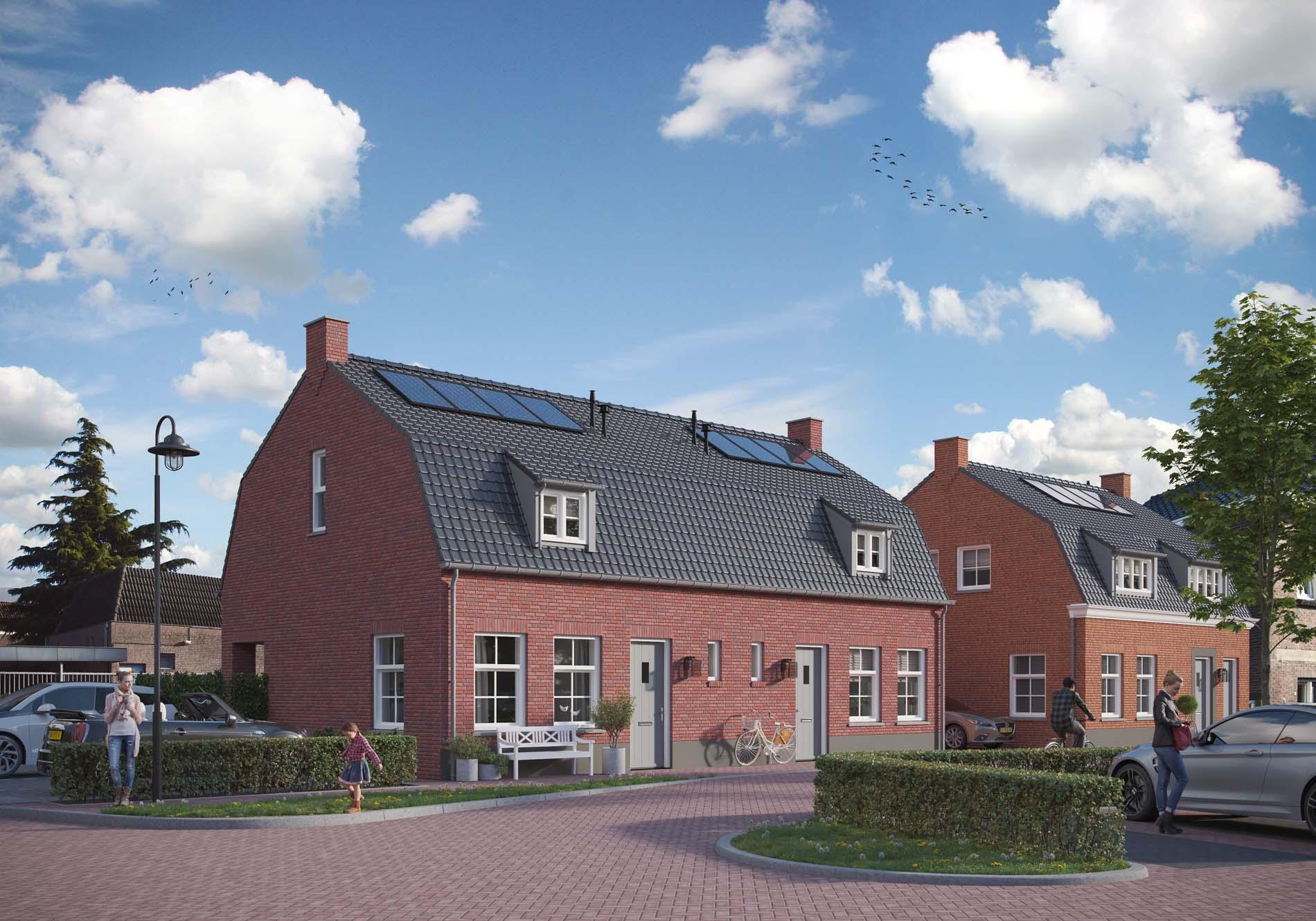 Project Knapenhoek in Sint-Oedenrode, ASWA Keukens